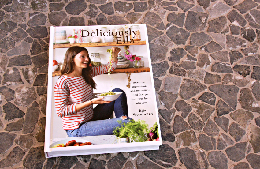 Deliciously Ella by UK food blogger Ella Woodward