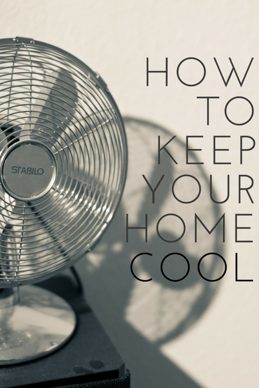 Keep Your house cool in summer
