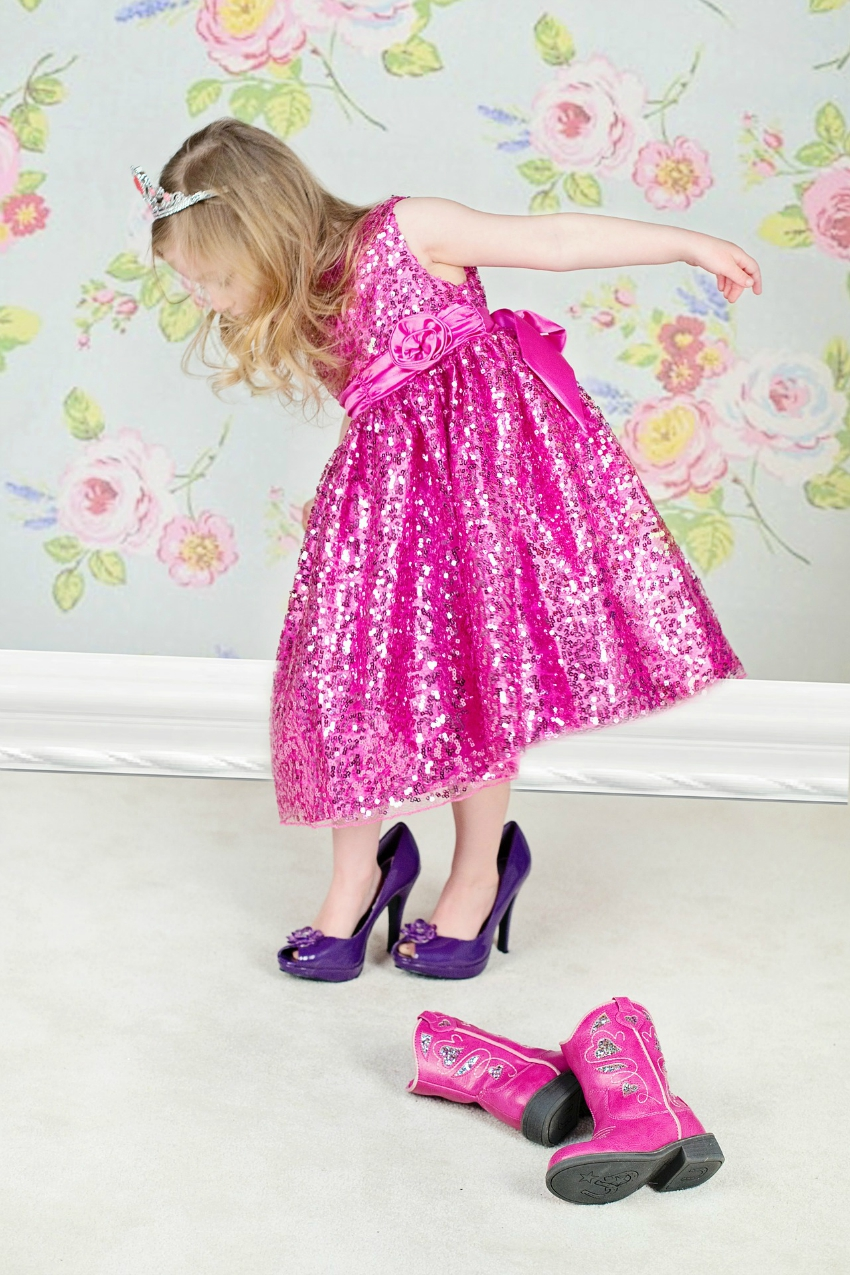 cute party dresses for little girls