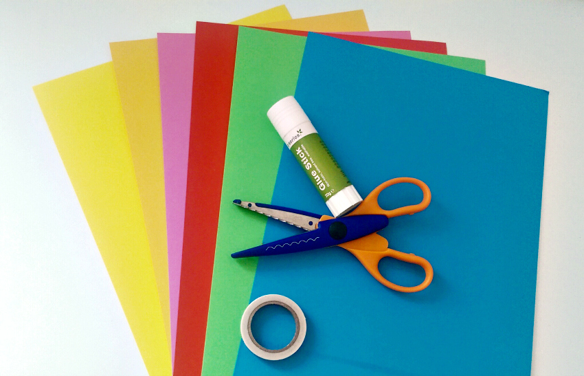lots of fun craft activities to keep the kids entertained this summer