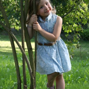 What Amy wore – kids fashion