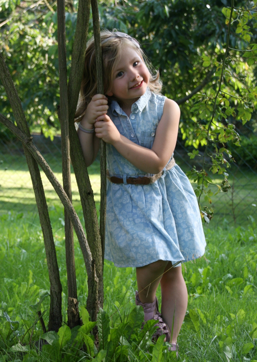 cute summer dress for girls, what Amy wore, kids fashion
