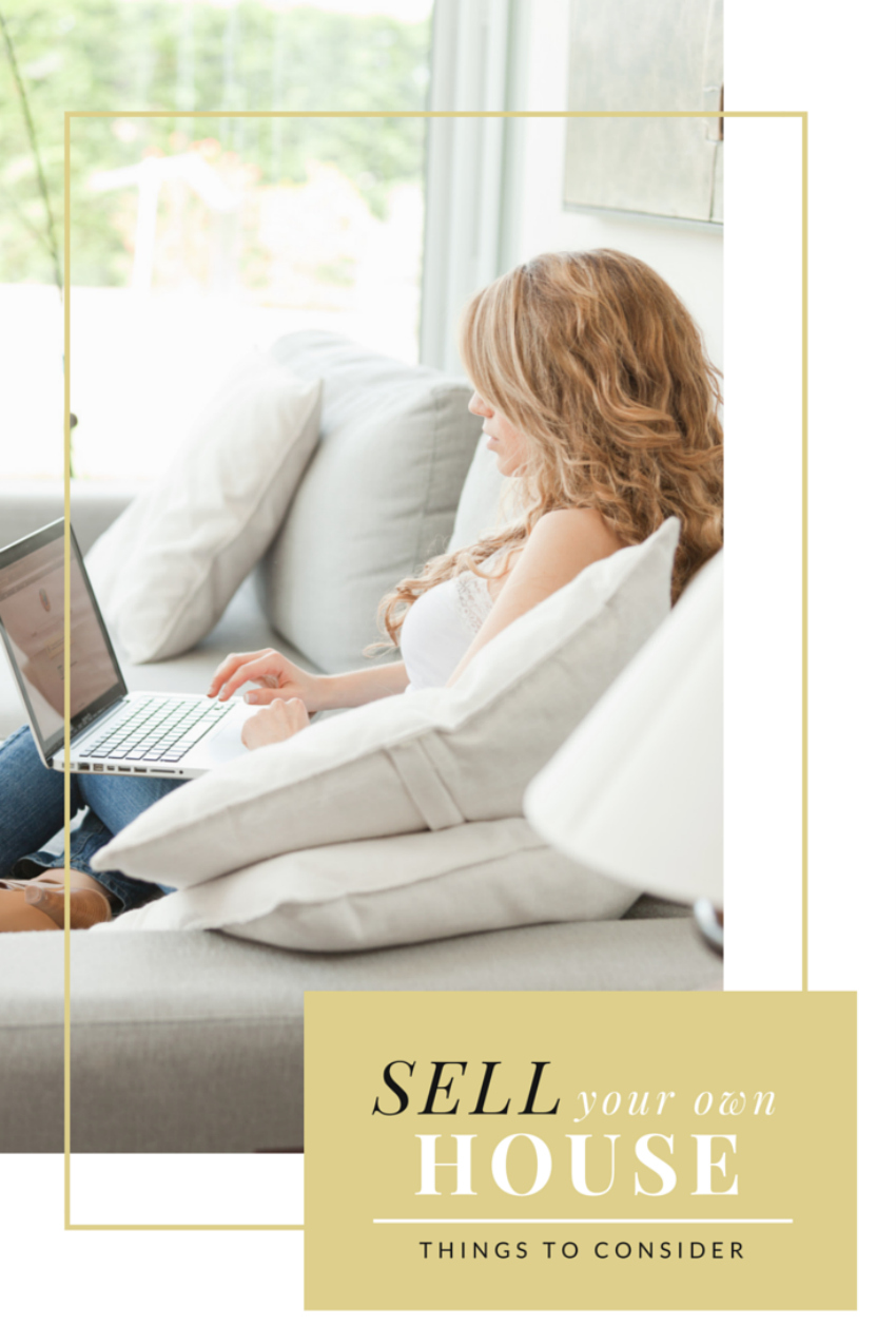 sell your own house, how to sell your home without an agent