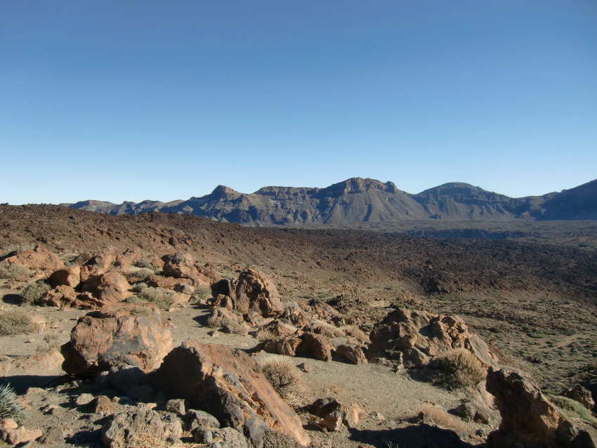 teide national park, volcano teneriffe, hikes, things to do in tenerife