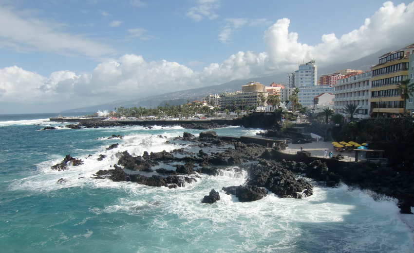 tenerife beaches, things to do in tenerife
