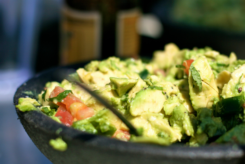 quick and easy guacamole recipe, posh side dishes, party food
