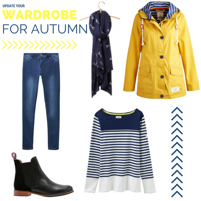 update your autumn wardrobe with joules