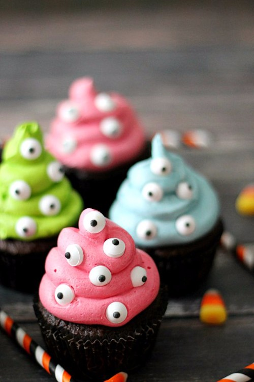 halloween-cupcakes-monster-cupcakes