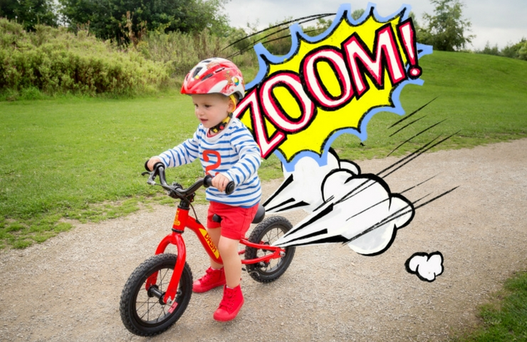 win a kids cycling helmet by raleigh