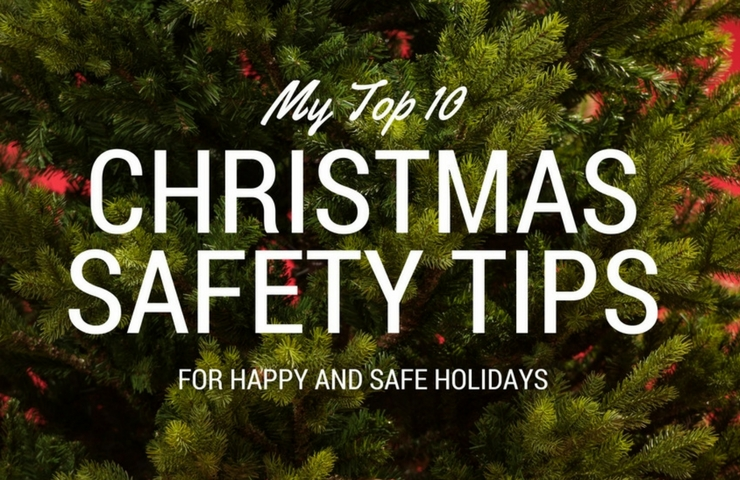 christmas safety tips for families, safety tips for christmas