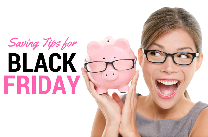saving tips black friday and cyber monday