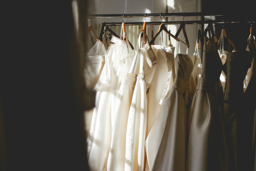 finding the perfect wedding dress, a guide to wedding dress shopping