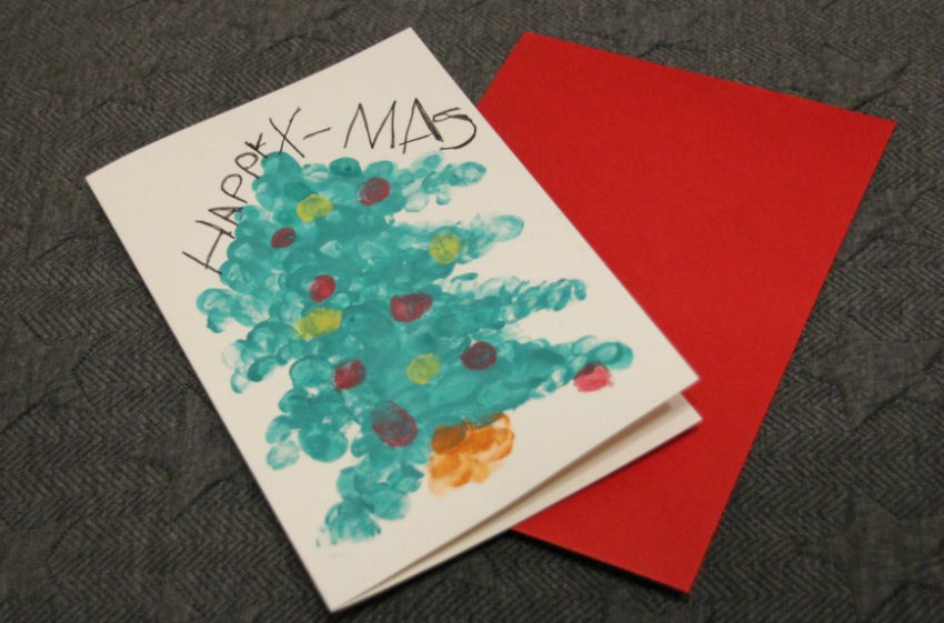 fingerprint-christmas-tree-card