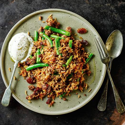 takeaway recipes Lamb Biryani