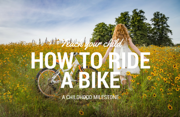 how to ride a bike, teach your child to ride a bike