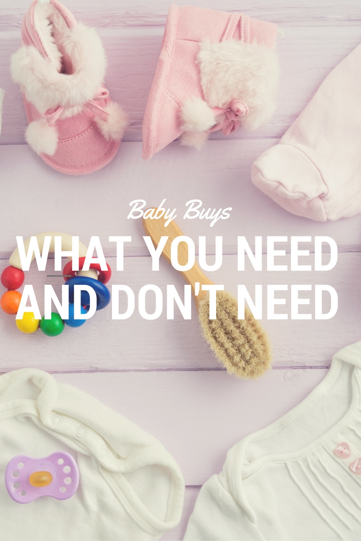what do you need for a baby, baby essentials and items that are a waste of money 1