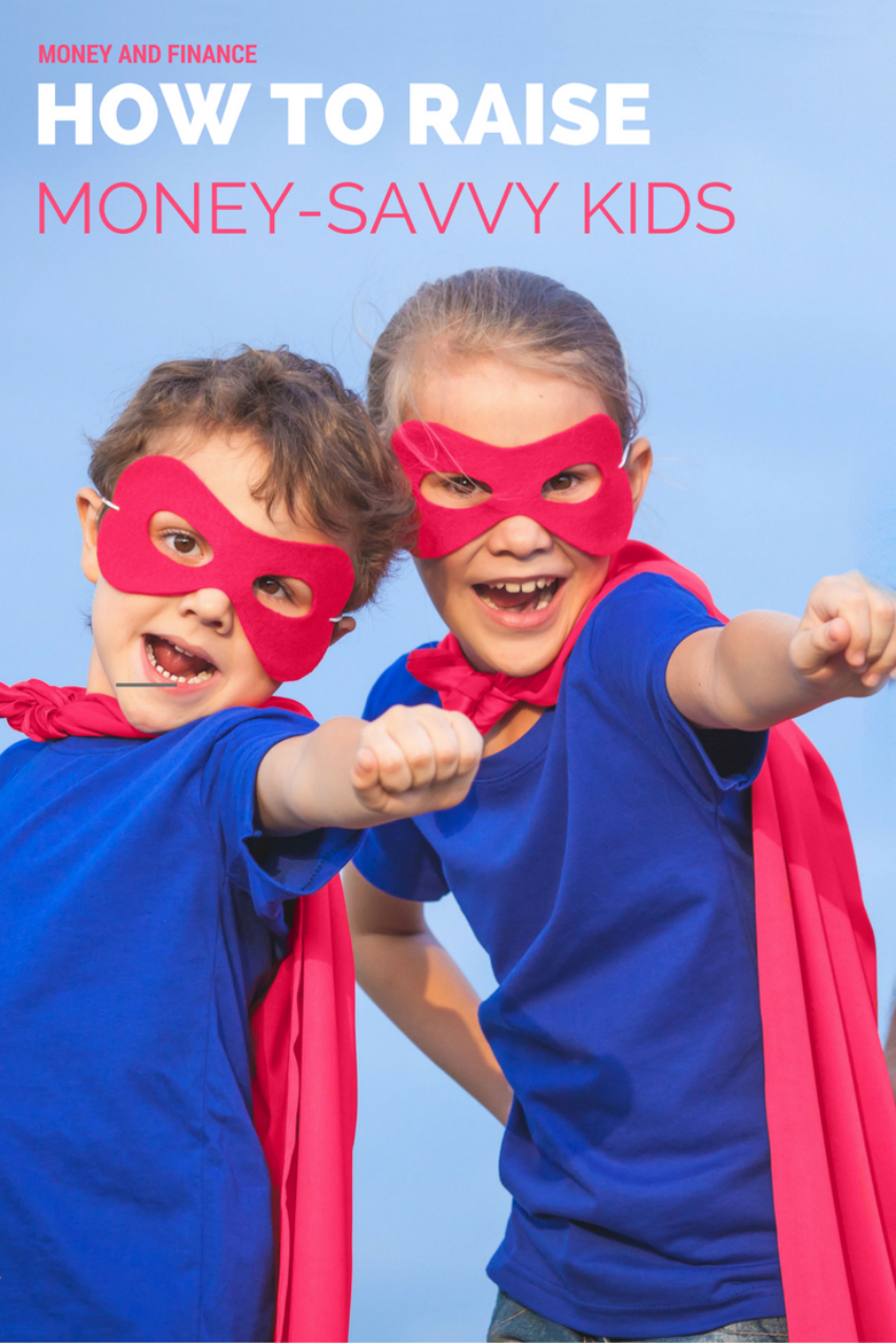 improve your kids' money skills, how to raise money-savvy kids (2)