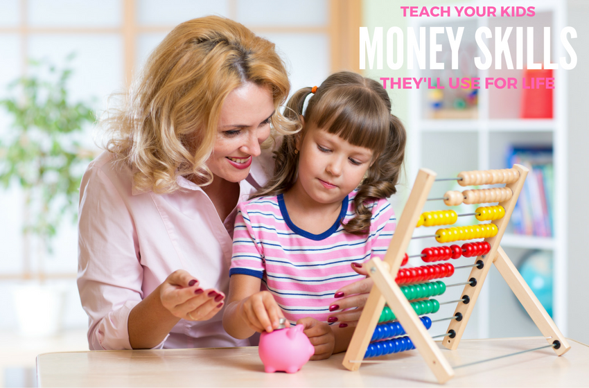 improve your kids' money skills, how to raise money-savvy kids 4