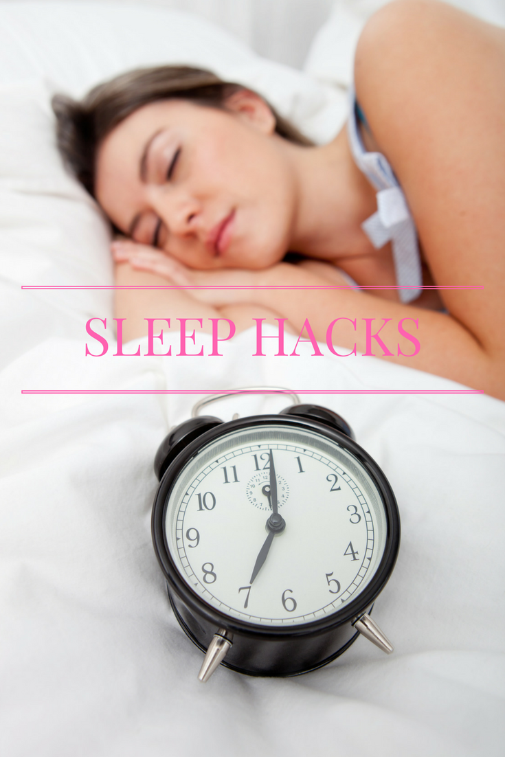 the best sleep hacks, sleeping hacks for tired parents, how to get a good night's sleep (1)