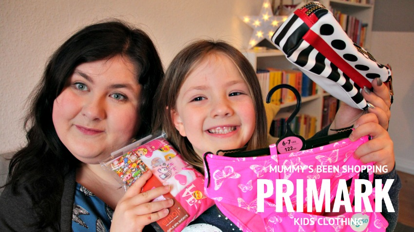 Primark Haul Kids Clothing