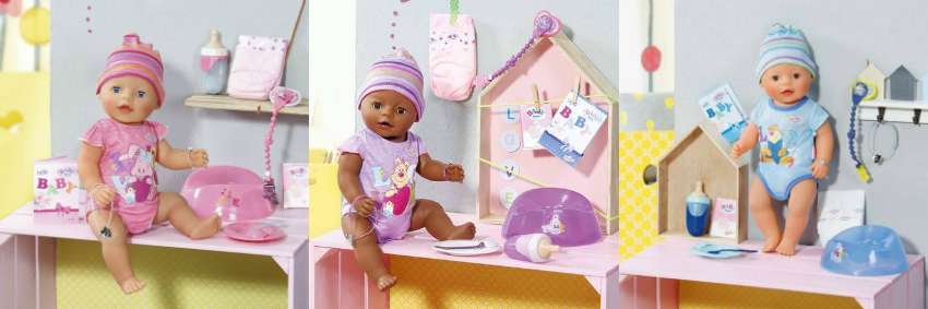Baby born interactive doll giveaway