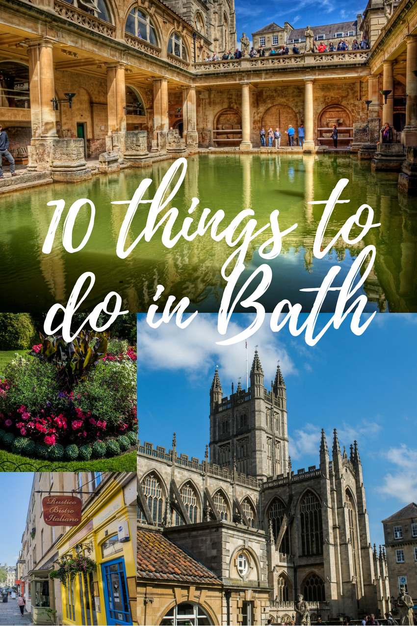 10 things to do in Bath, visit Bath, a weekend in Bath, Roman Baths, Fashion Museum, Victoria Park, Bath Abbey, Jane Austen Centre, Pulteney Bridge, Bath Umbrellas