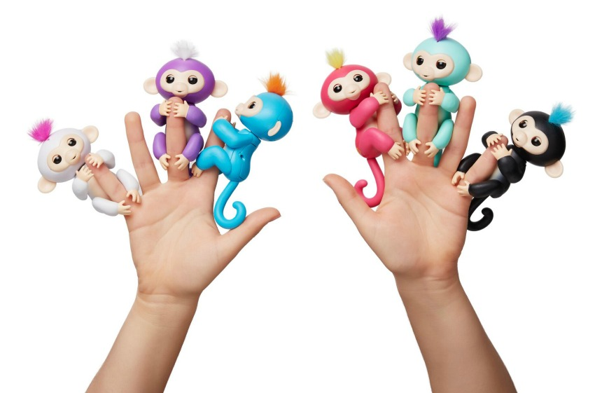 Fingerlings toy UK