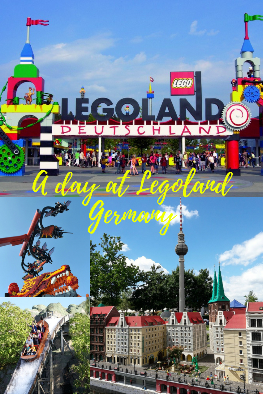 Legoland Deutschland: Travel with us and see our visit in ...