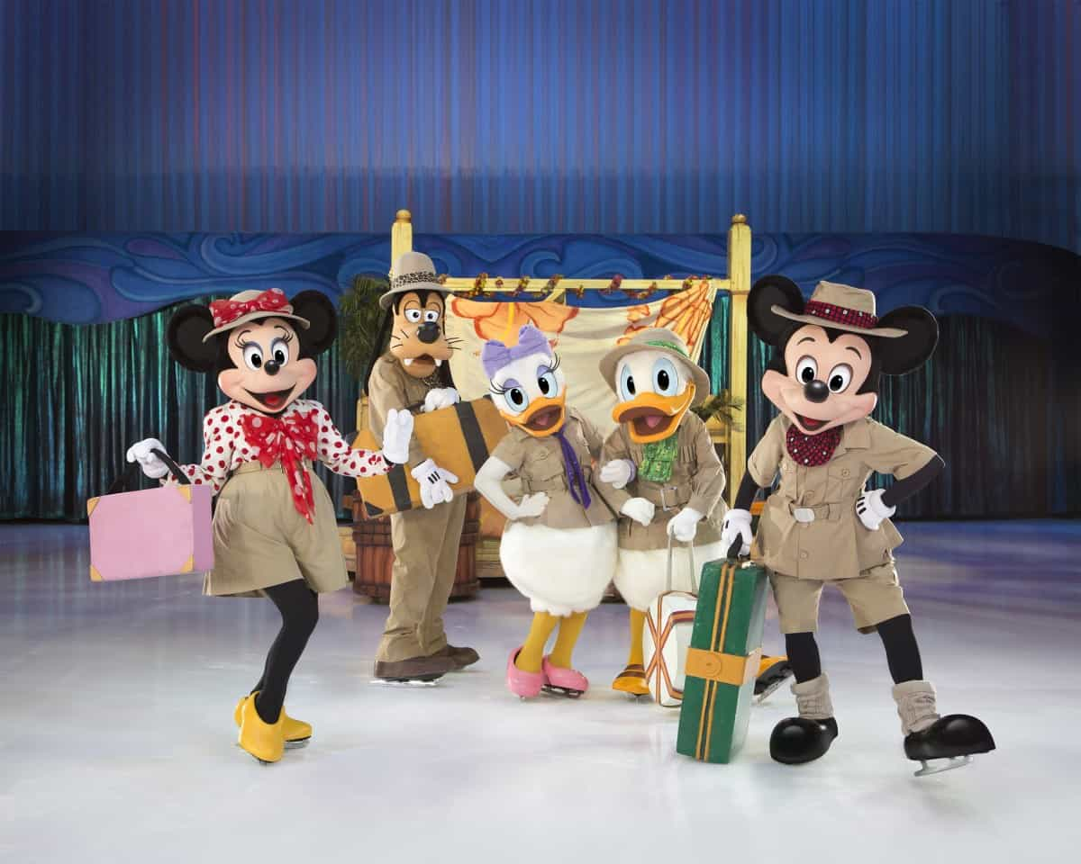 Disney on Ice Passport to Adventure 7
