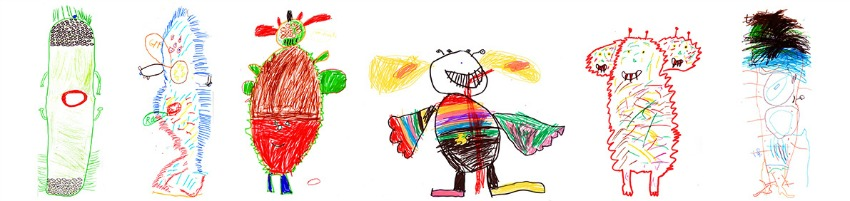 draw a carbon monoxide monster and learn about the dangerous gas with your children