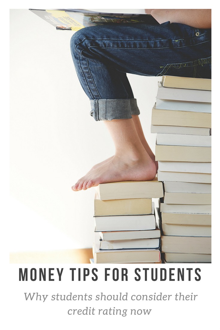 why students should consider their credit rating now, money saving tips for students (2)