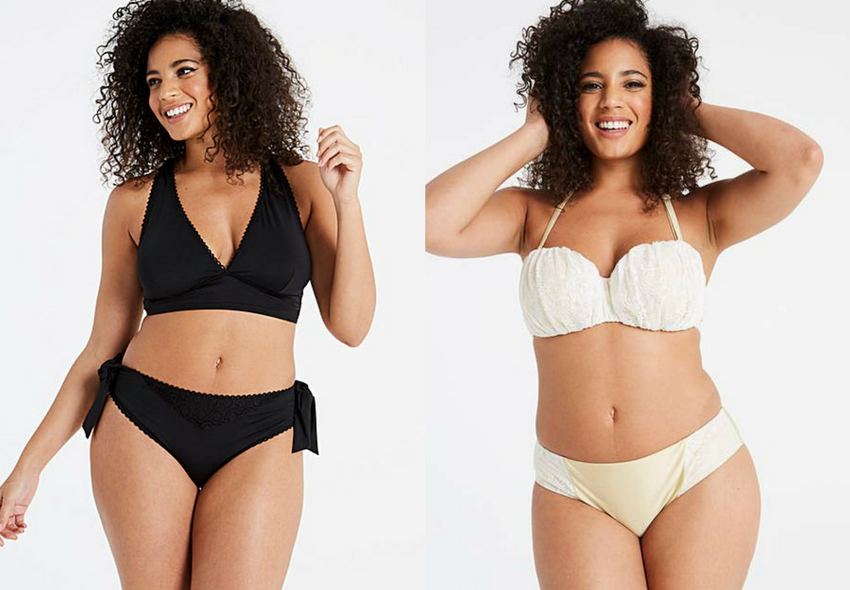 plus-size swimwear and bikinis crochet bikinis for curvy women