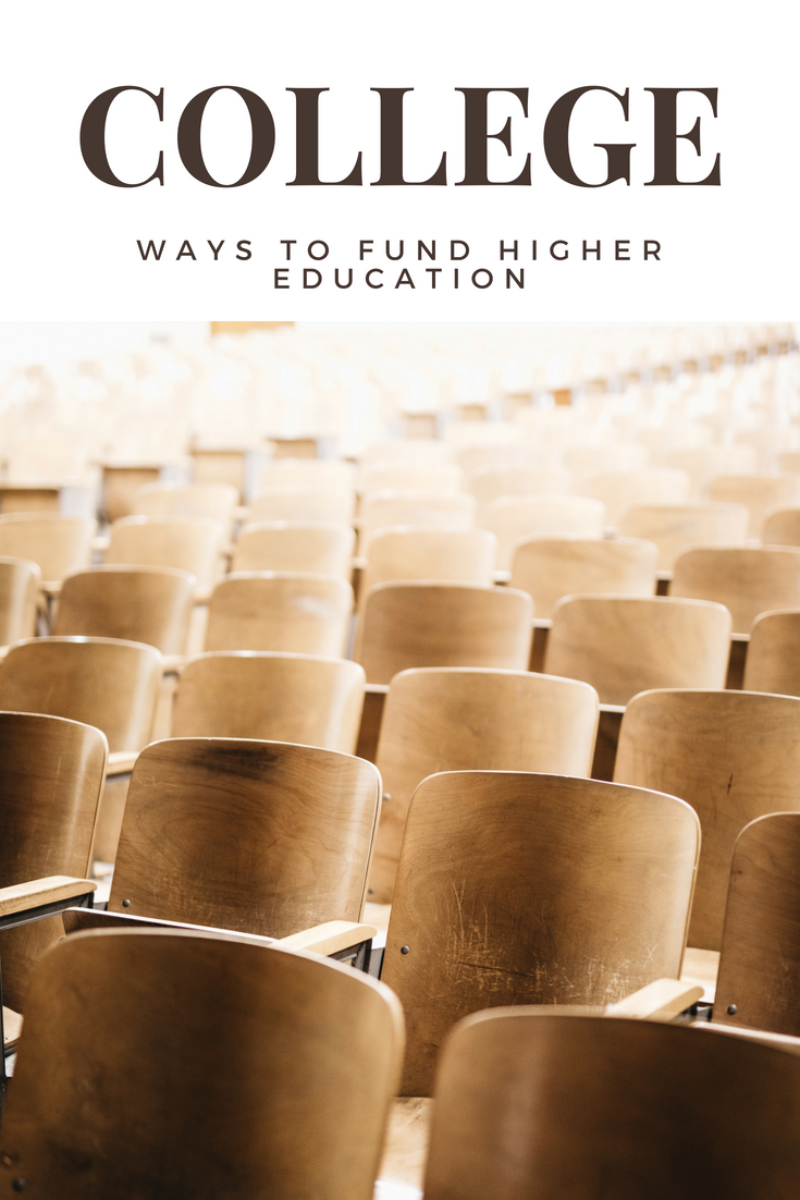 4 ways to fund college and higher education