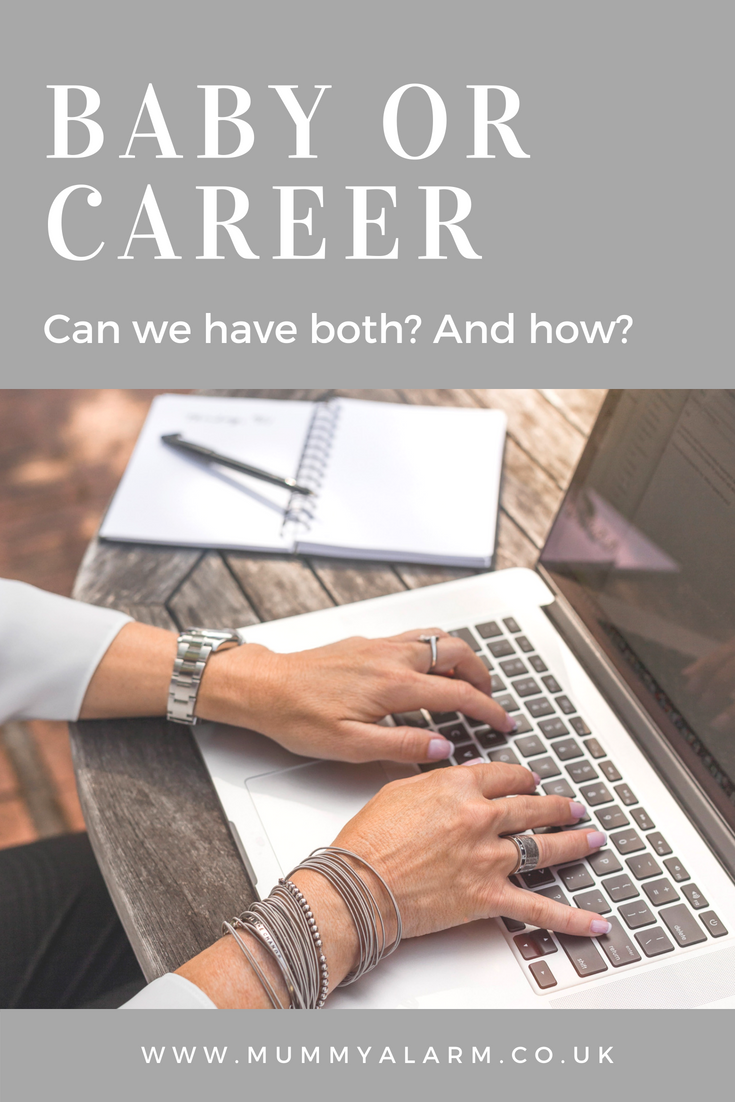 career and motherhood - how to make it work, become your own boss, start your own business, go freelance