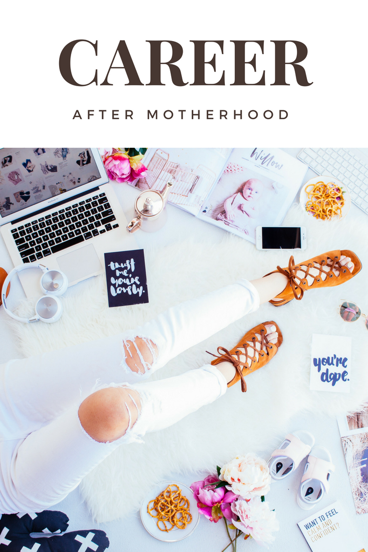 how to juggle career and motherhood, become your own boss, start a business, back to work after maternity leave