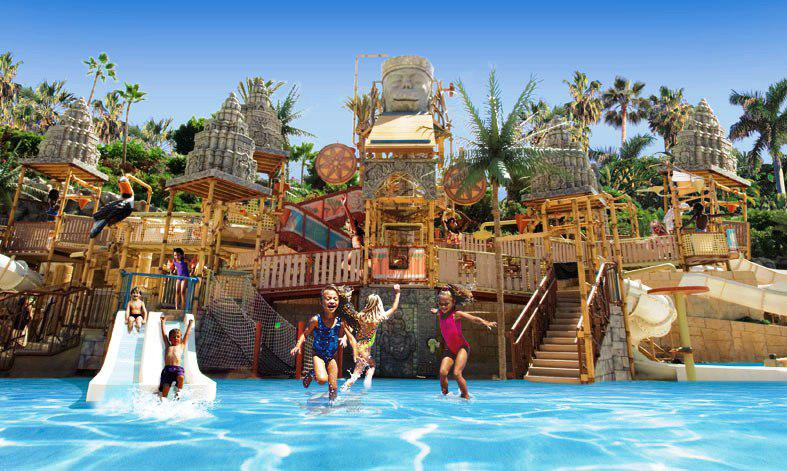 things to do in tenerife with kids, siam park