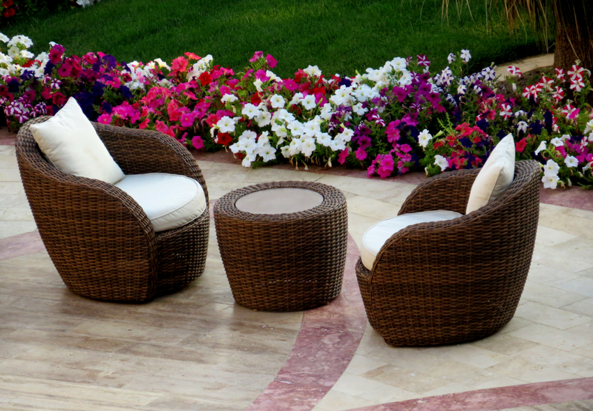How to look after your garden furniture - Keep Your Garden Furniture Looking Fresh This Summer (2)