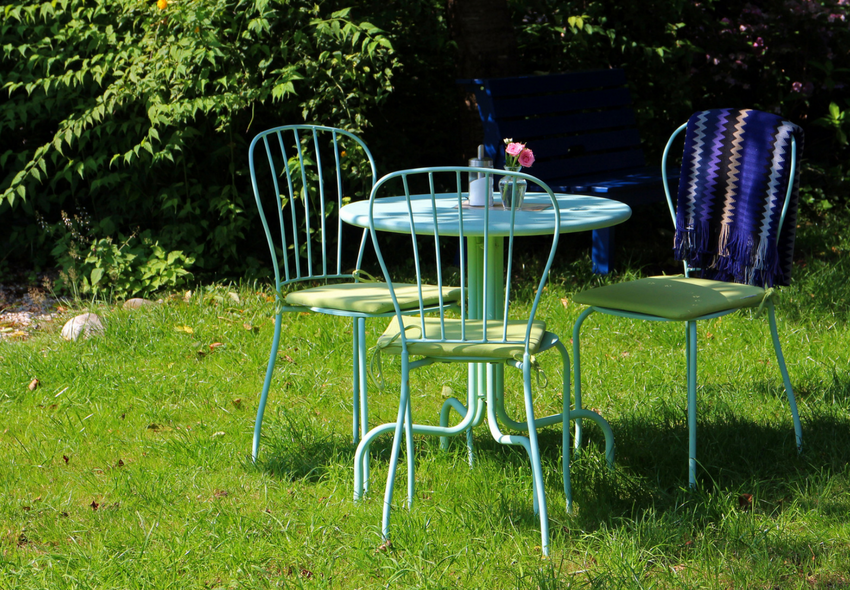 How to look after your garden furniture - Keep Your Garden Furniture Looking Fresh This Summer (3)