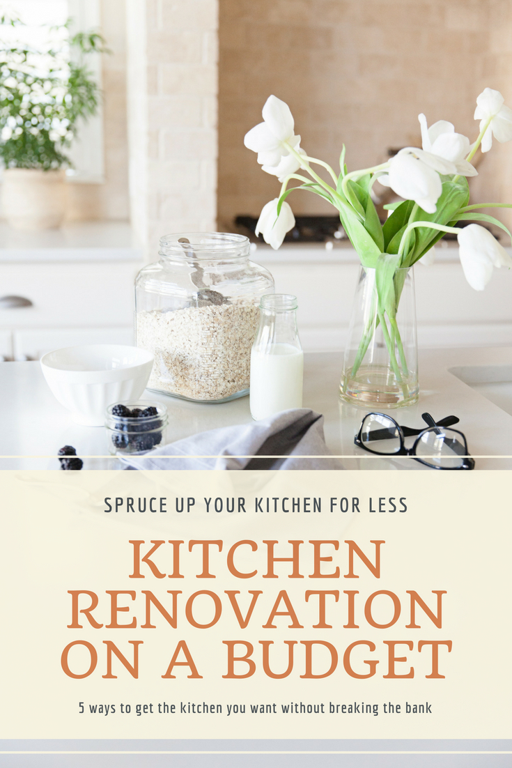 How to renovate your kitchen on a budget_ 5 cost-effective ideas to spruce up your kitchen
