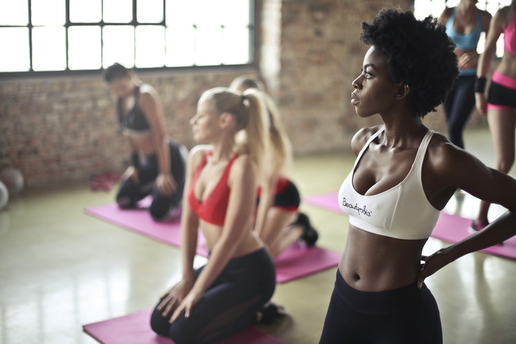 me-time ideas for busy mums - how to relax through exercise
