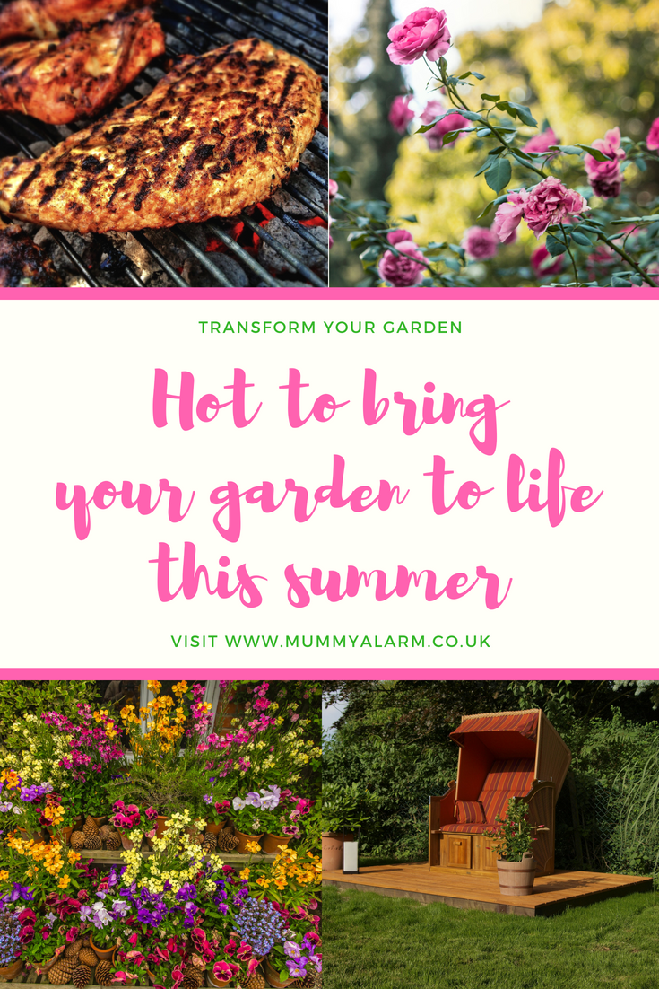 bring your outdoor space to life this summer, make most of your garden in summer