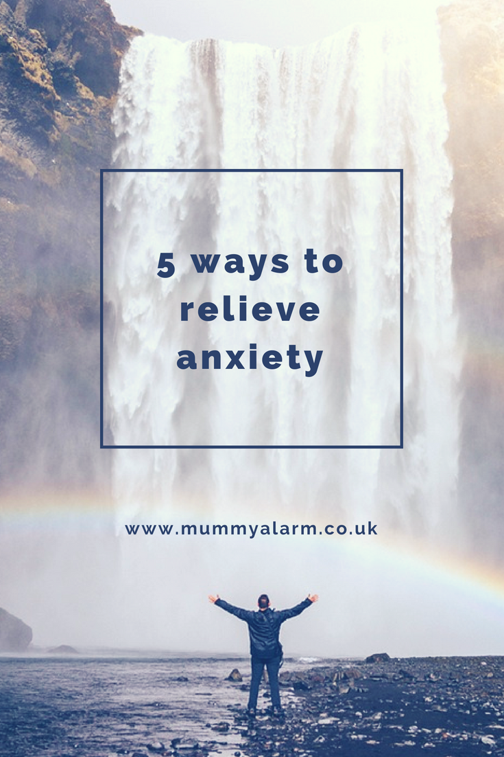 relieve anxiety, manage anxiety and cope with irrational fears