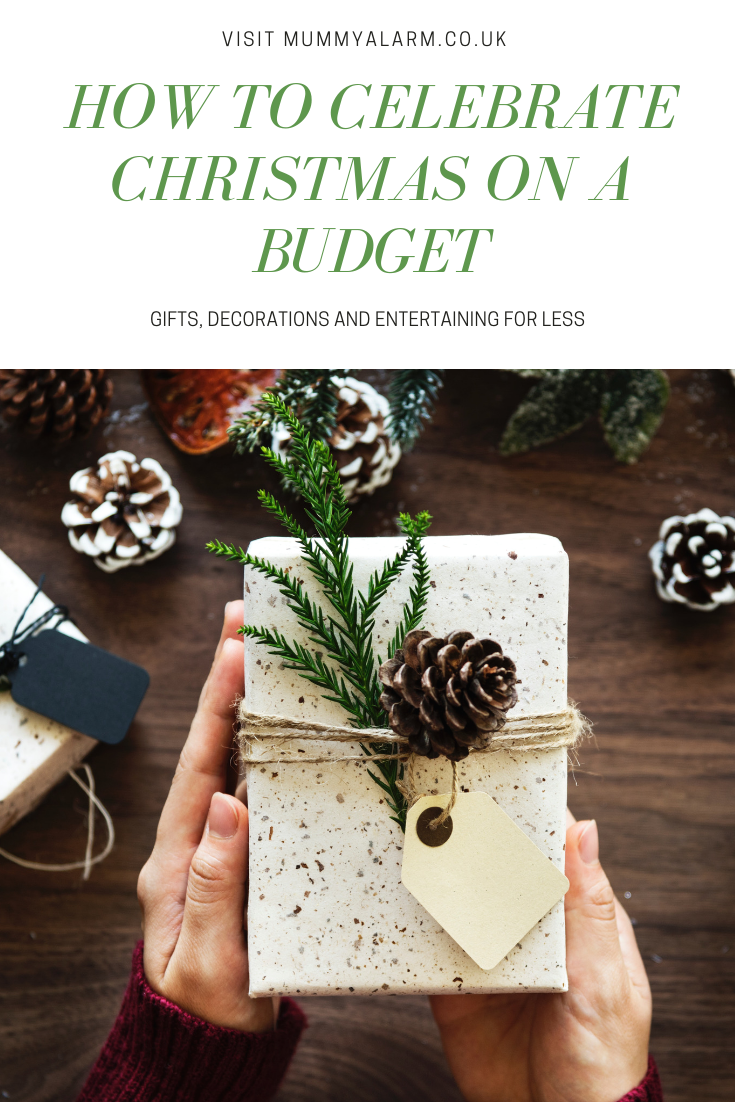 Christmas on a budget_ Money-saving tips for Christmas, cheap Christmas gifts
