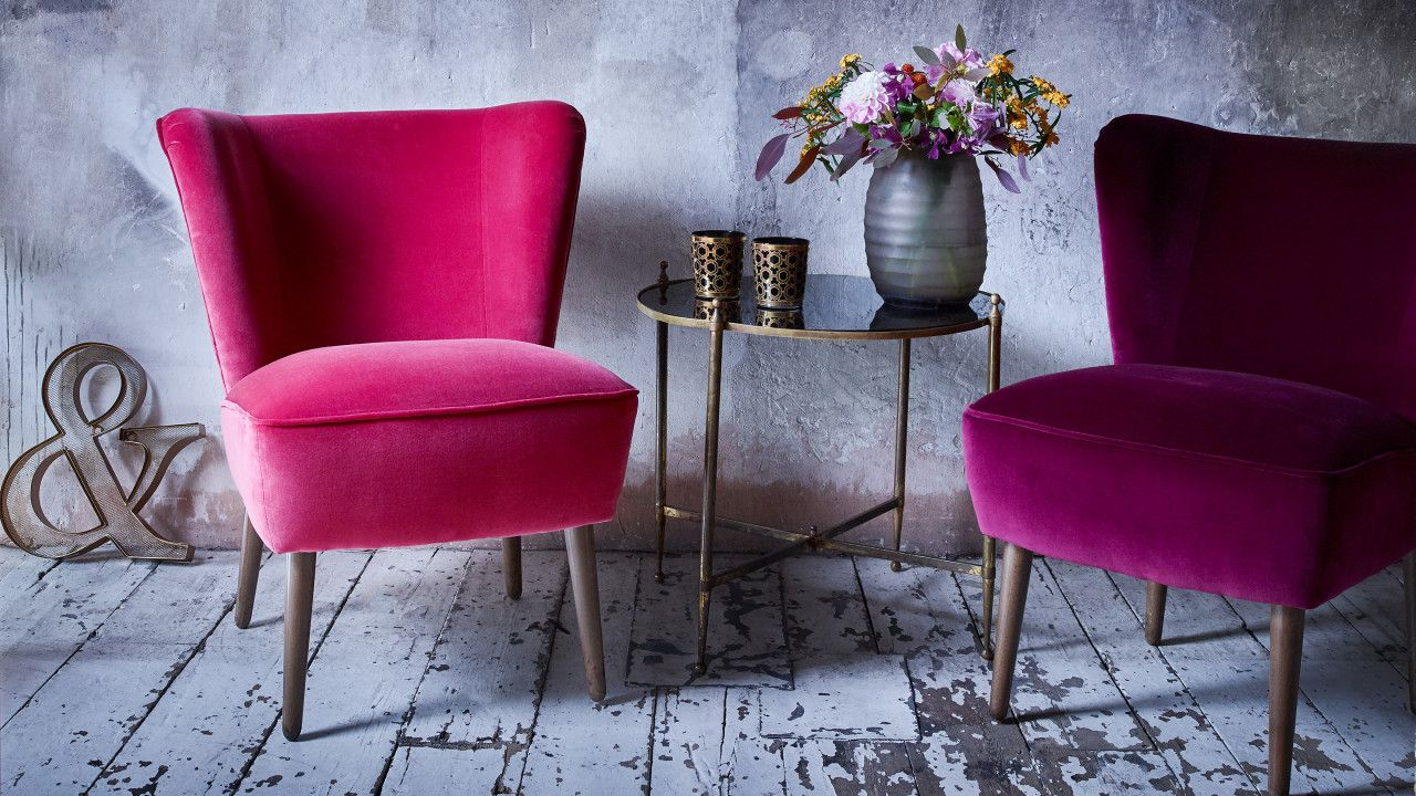 add a splash of colour to your home - colourful homewear, accent pieces