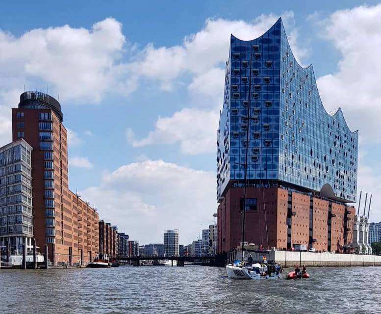things to do in Hamburg with kids - elbphilharmonie - bad weather