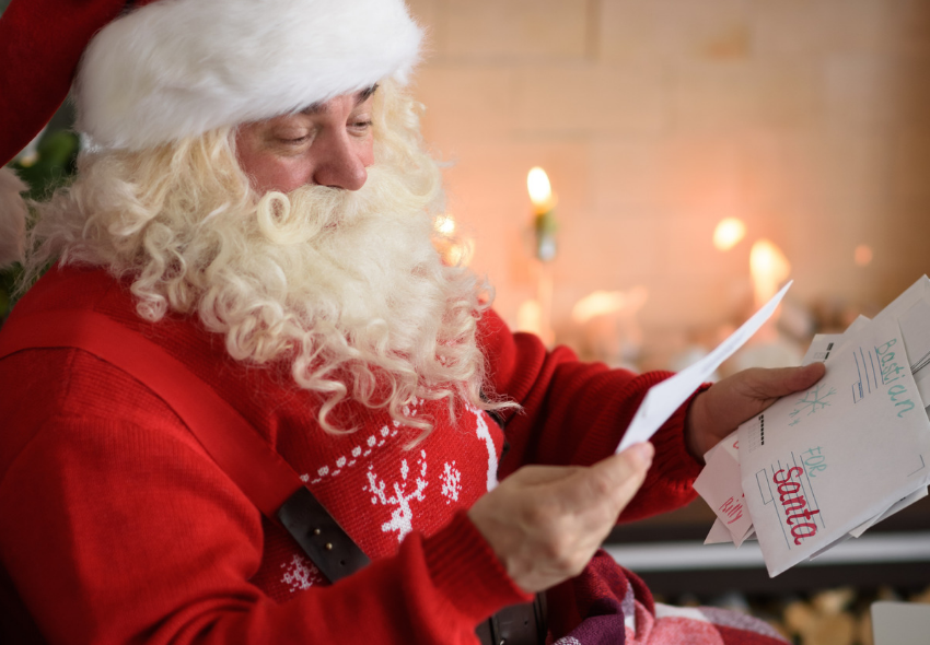 personalised video from santa, personalised letter from santa (1)