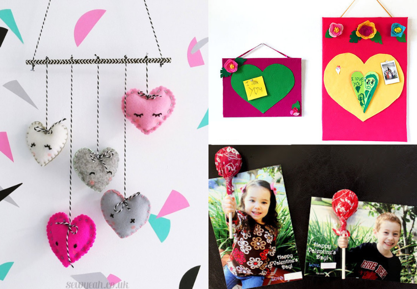 Valentines Day crafts Fun Ideas for Kids to make on Valentines (1)