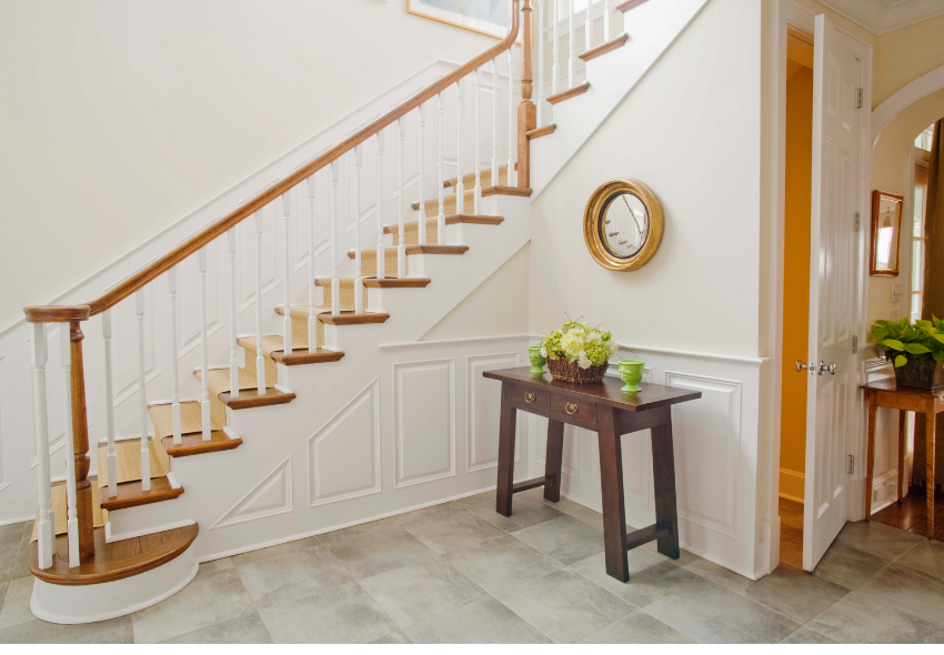 3 ways to spruce up your hallway